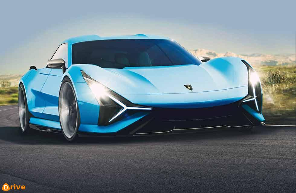 Lamborghini eyes all-electric power for 2+2 GT