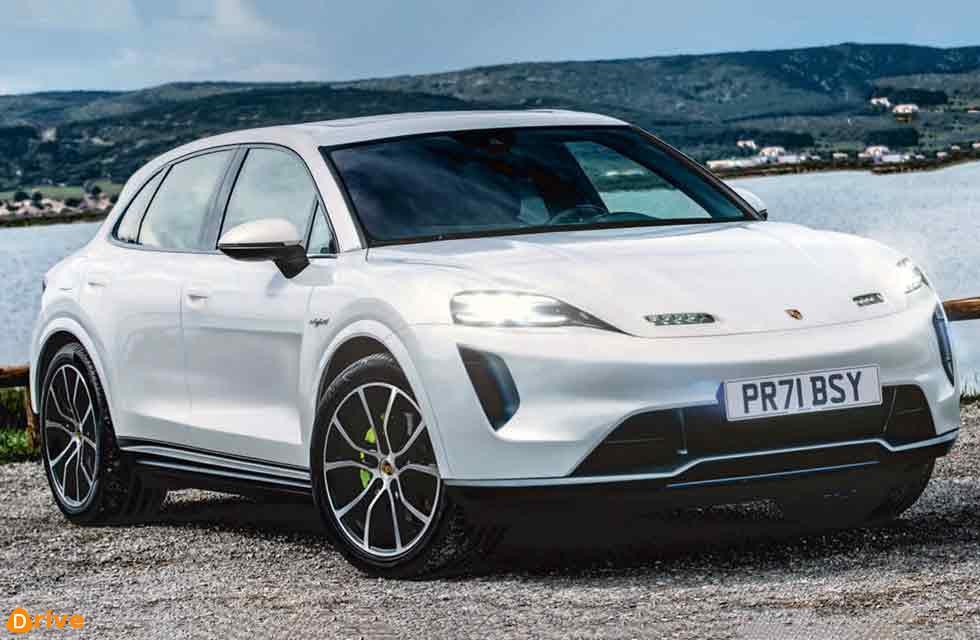 New electric Porsche SUV