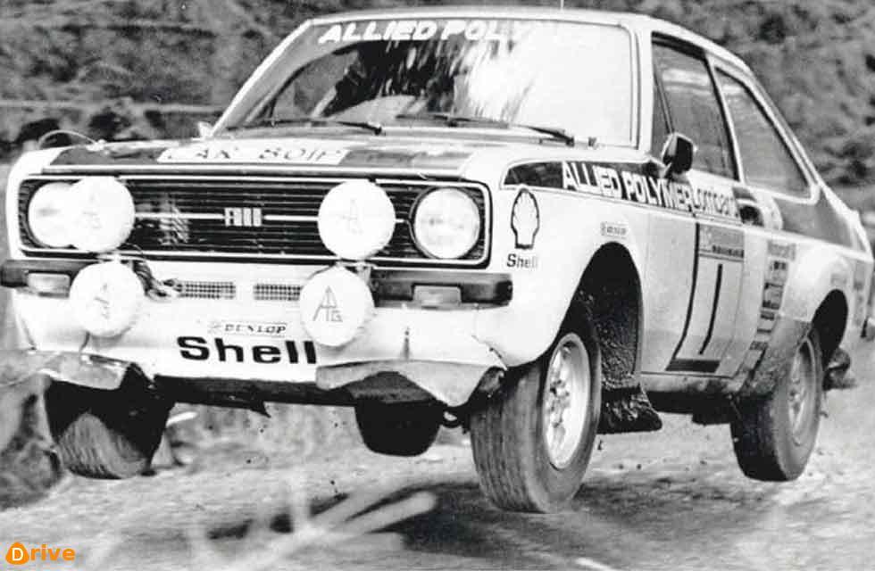 Rac Rally Hits 75