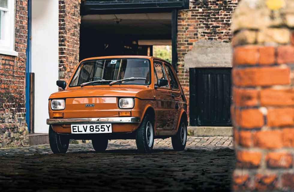 1983 Fiat 126 650