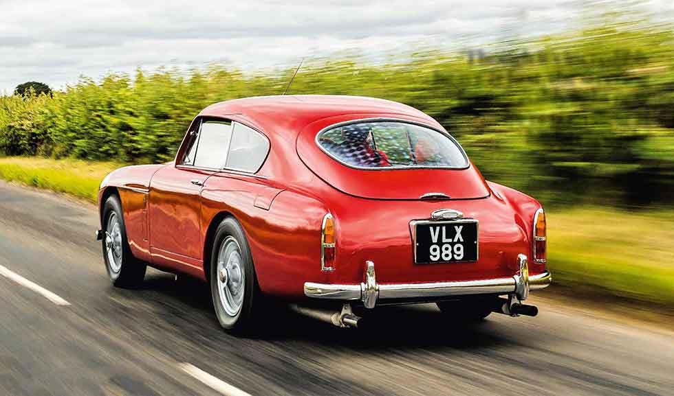 1958 Aston Martin DB2/4 MkIII