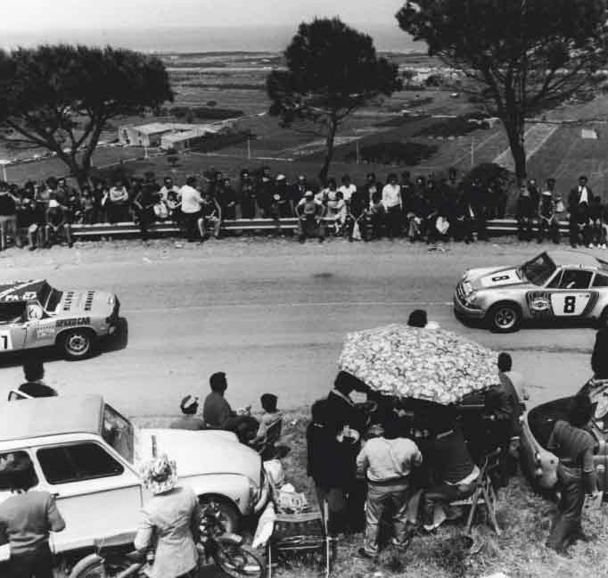 Targa Florio-winning RSR returns to Sicily