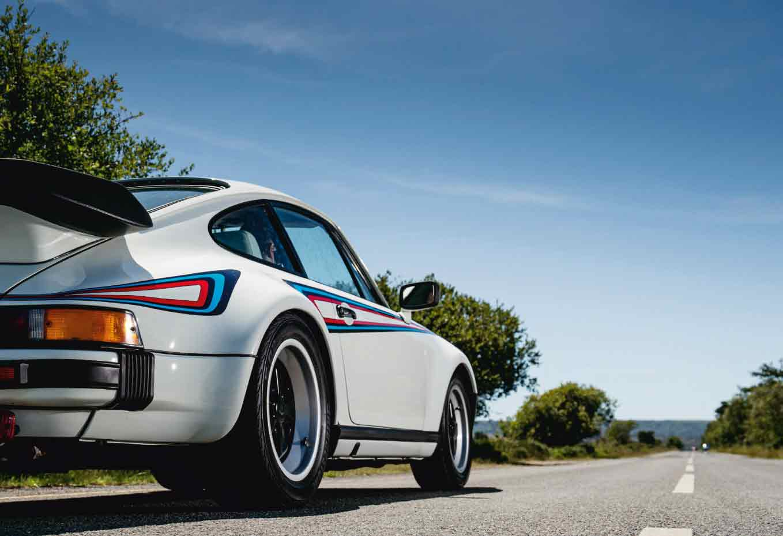 1979 Porsche 911 Turbo 930 Martini Championship Edition - road test
