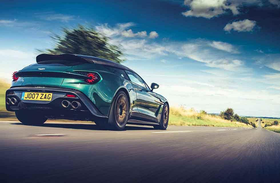 Dean Smith / 2020 Aston Martin Vanquish Zagato Shooting Brake