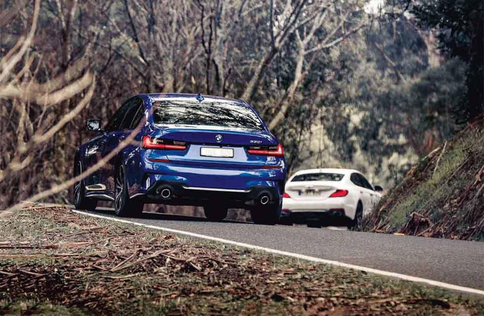2020 Genesis G70 VS. 2020 BMW'S 330i G20