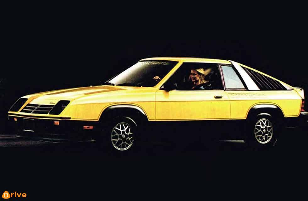1980-81 Dodge Omni 024 De Tomaso