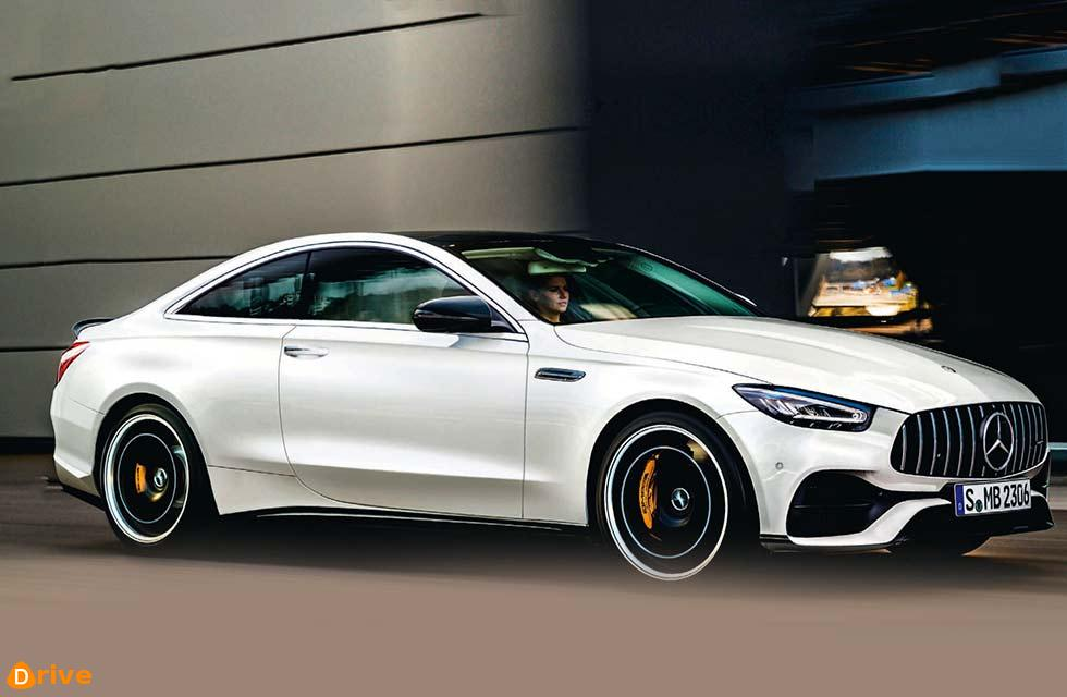 2021 C63 to ditch V8 for hybrid four-pot