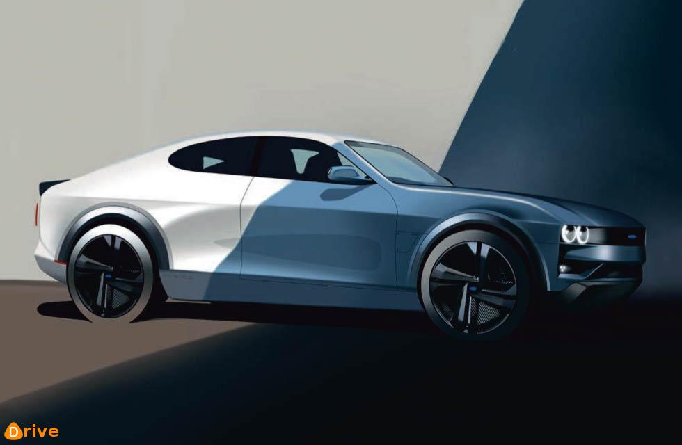 2021 Ford Capri