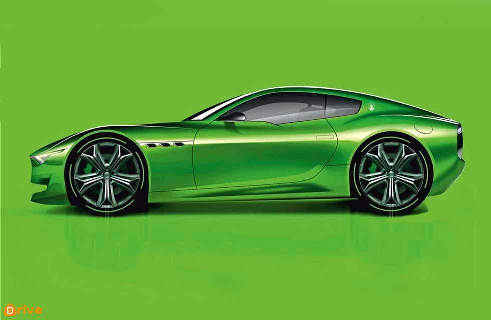 Alfieri sports car 2020
