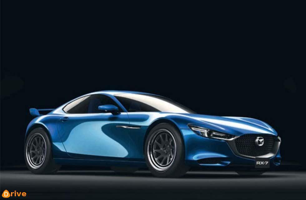 Mazda plots RX-8 successor