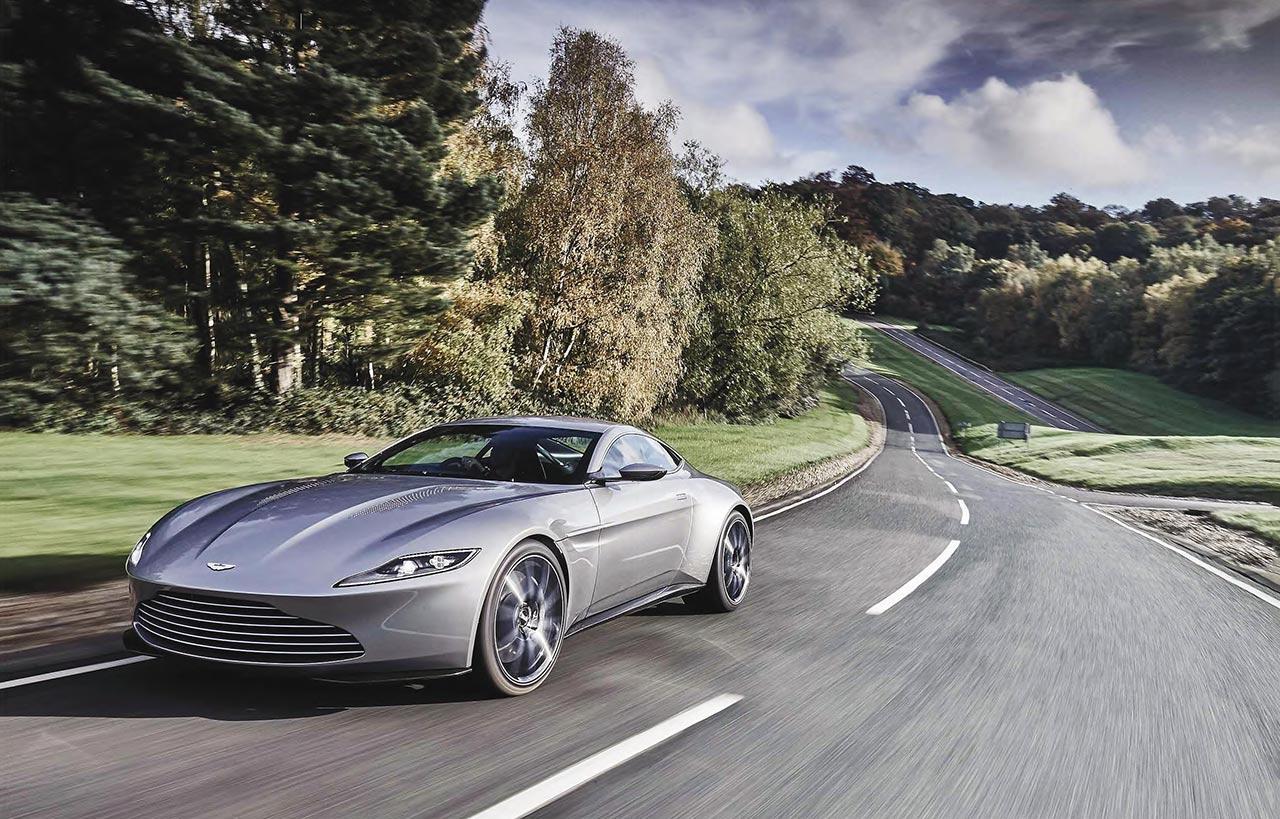 2015 Aston Martin DB10 especially for Spectre