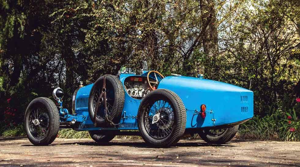 1927 Bugatti Type 37 Bryanston boy racer