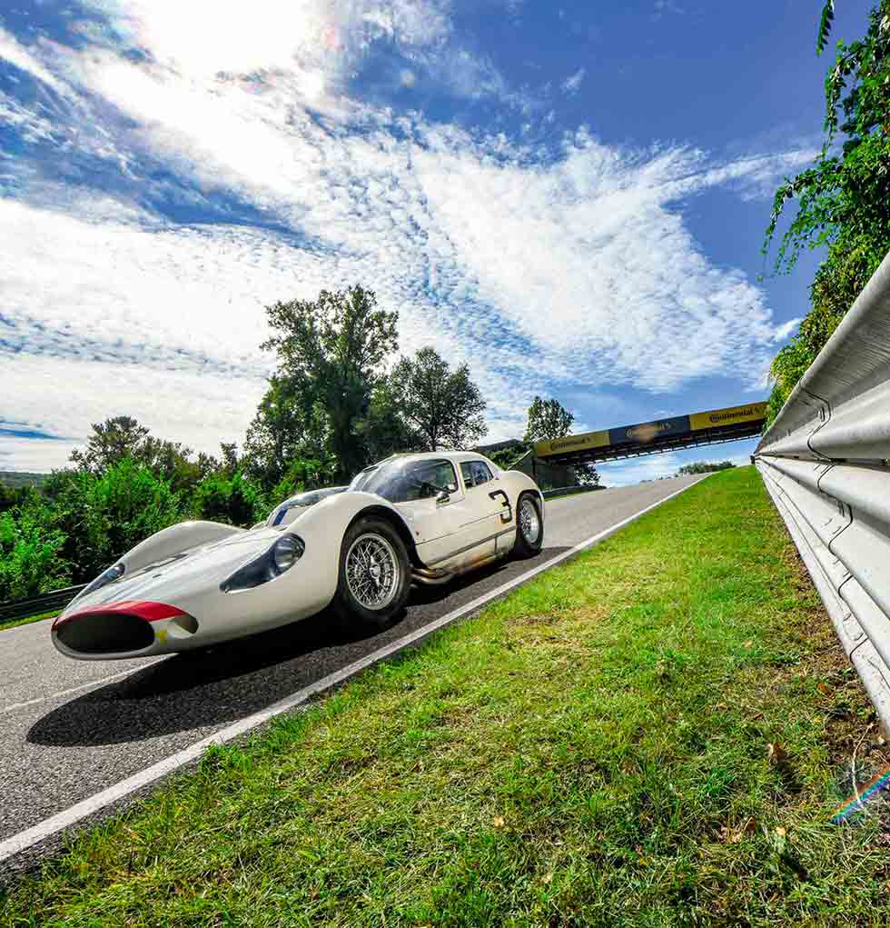 1962 Maserati Tipo 151 chassis 006 by Jerry Wyzatycki