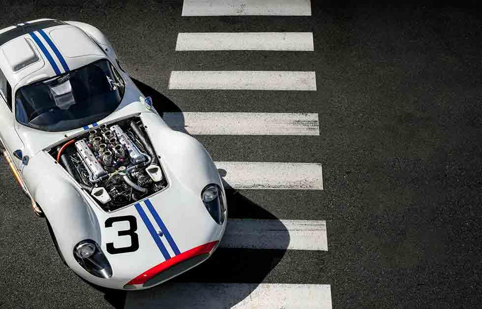 1962 Maserati Tipo 151 chassis 006