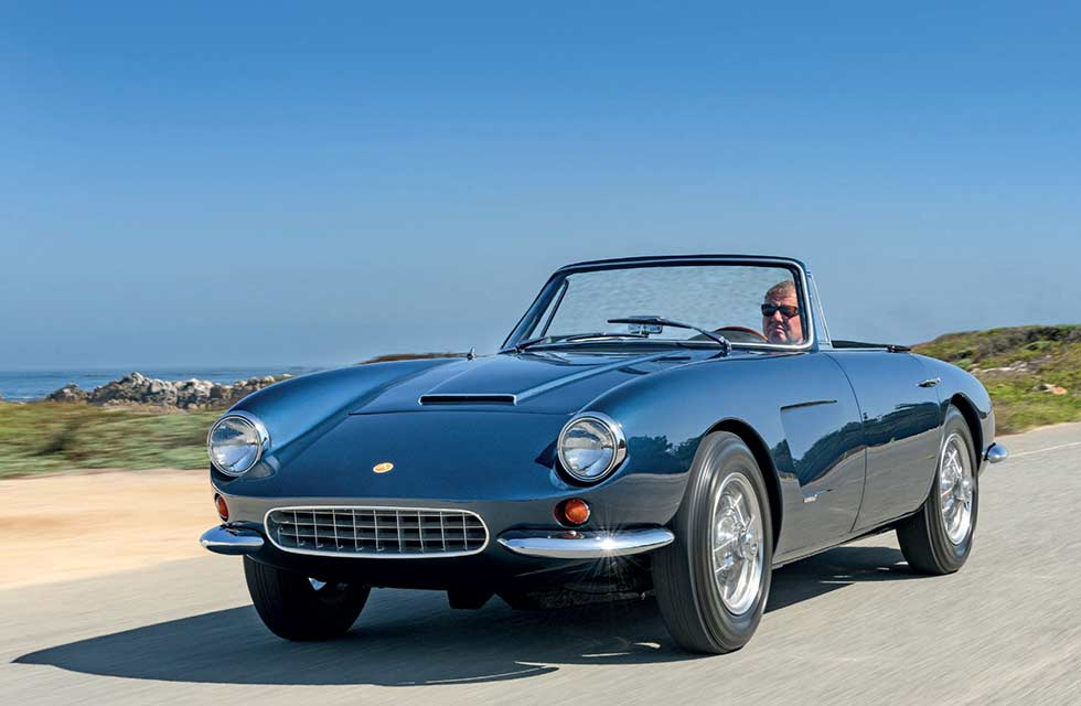 1963 Apollo 3500 GT Convertible