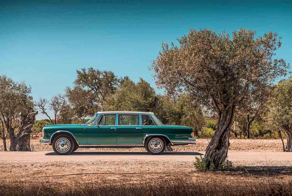 1966 Mercedes-Benz 600 Sedan by Chapron W100