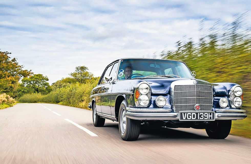 1968 Mercedes-Benz 300SEL 6.3 W109