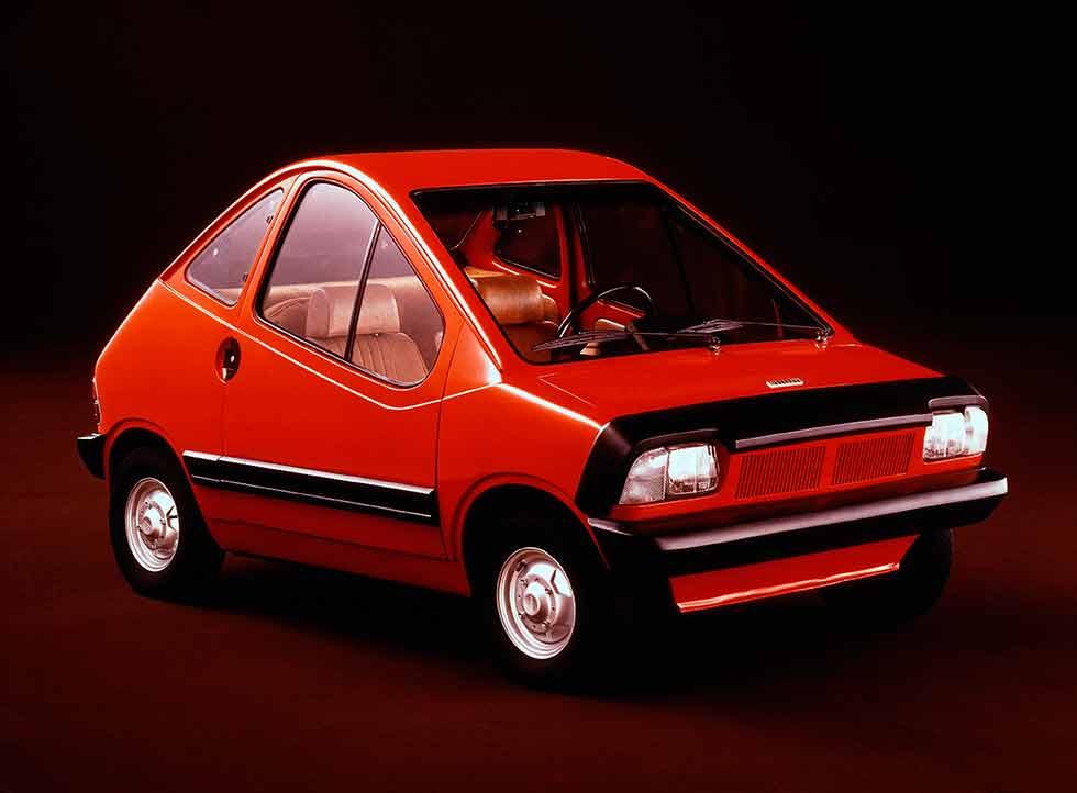 1972 Fiat X1/23