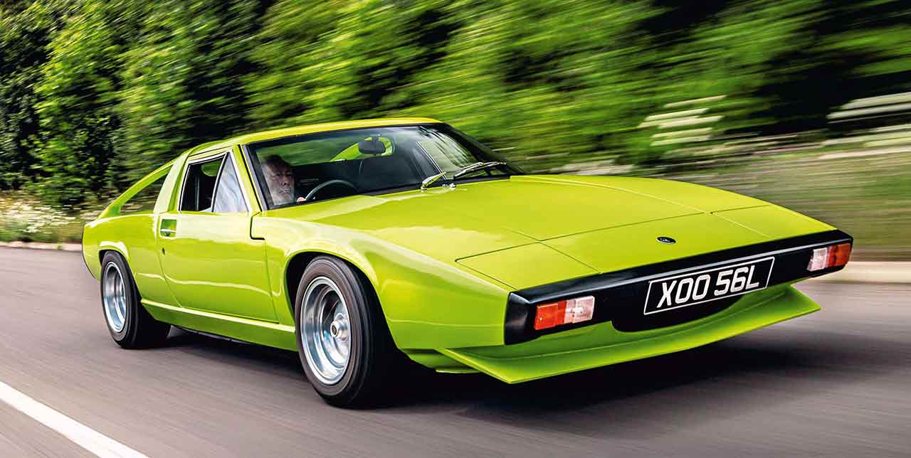 1975 Lotus GS Europa