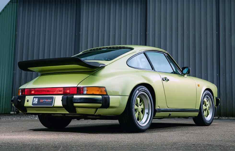 1987 Porsche 911 3.2 Clubsport