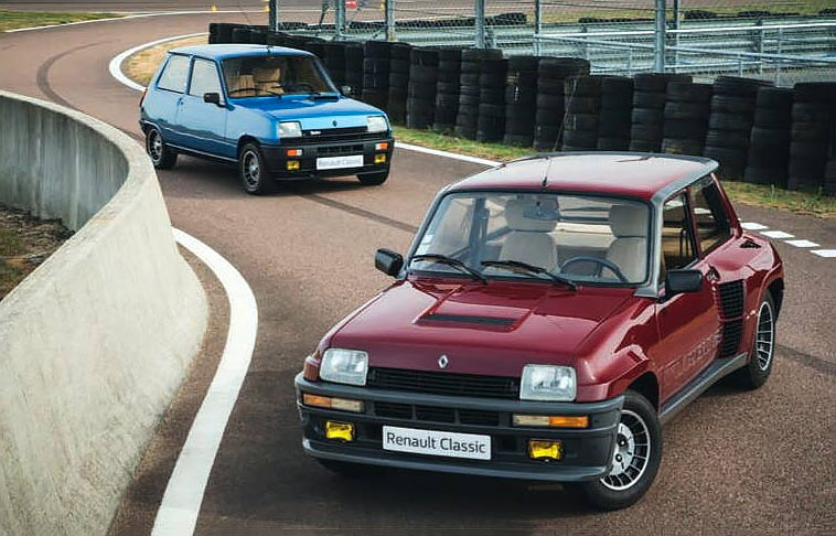1982 Renault 5 Gordini Turbo vs. 1983 Renault 5 Turbo 2 - comparison test-review