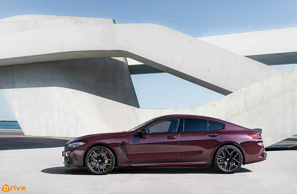 Bigger is better 2020 BMW M8 Gran Coupe F93