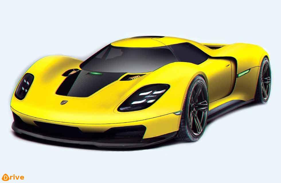Porsche looks at secret F1 drivetrain for new hypercar