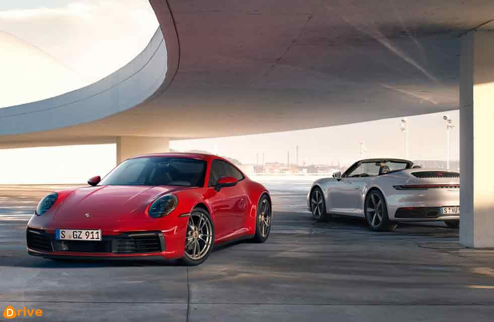 Carrera 4 finalises mainstream 2020 Porsche 911 992 range