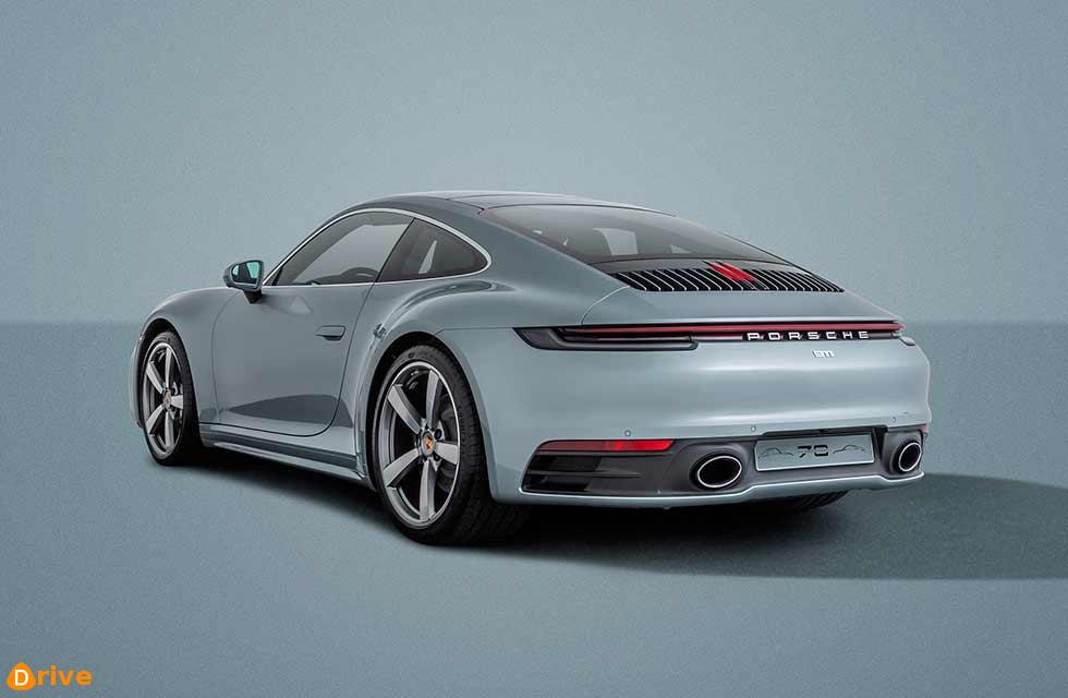 The new 4.0 from the GT4 isn't heading for the 911