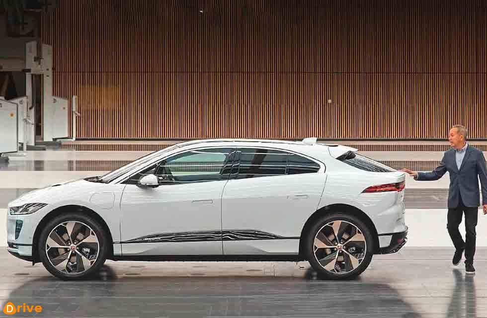 Heart of Jaguar design