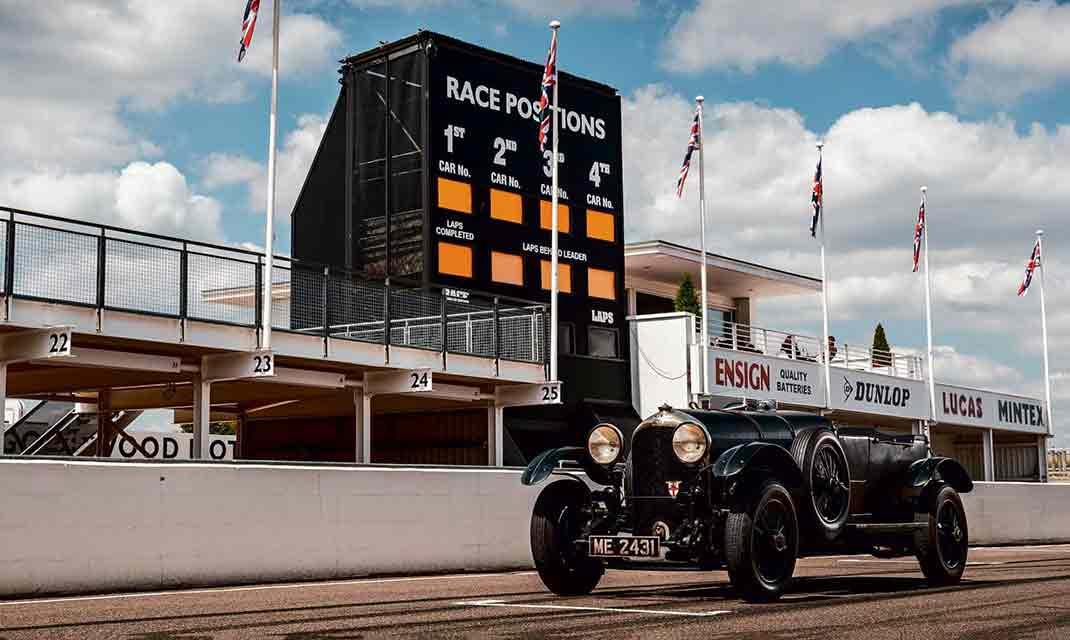 1922 Bentley 3/4½ Litre EXP4