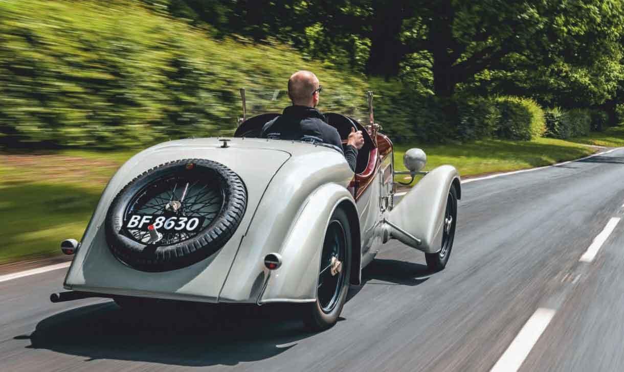 1928 Salmson GS8 Roadster