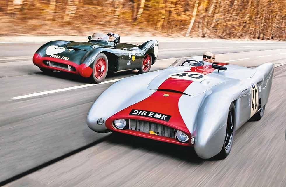 1954 Lotus MkVIII