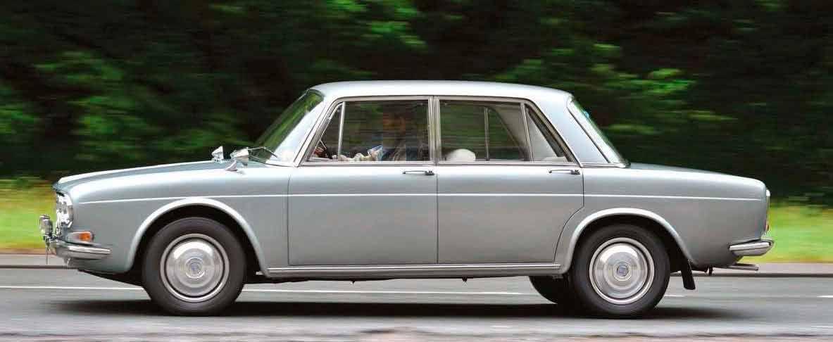 1968 Lancia Flavia 1.8 Injection Berlina Series 2