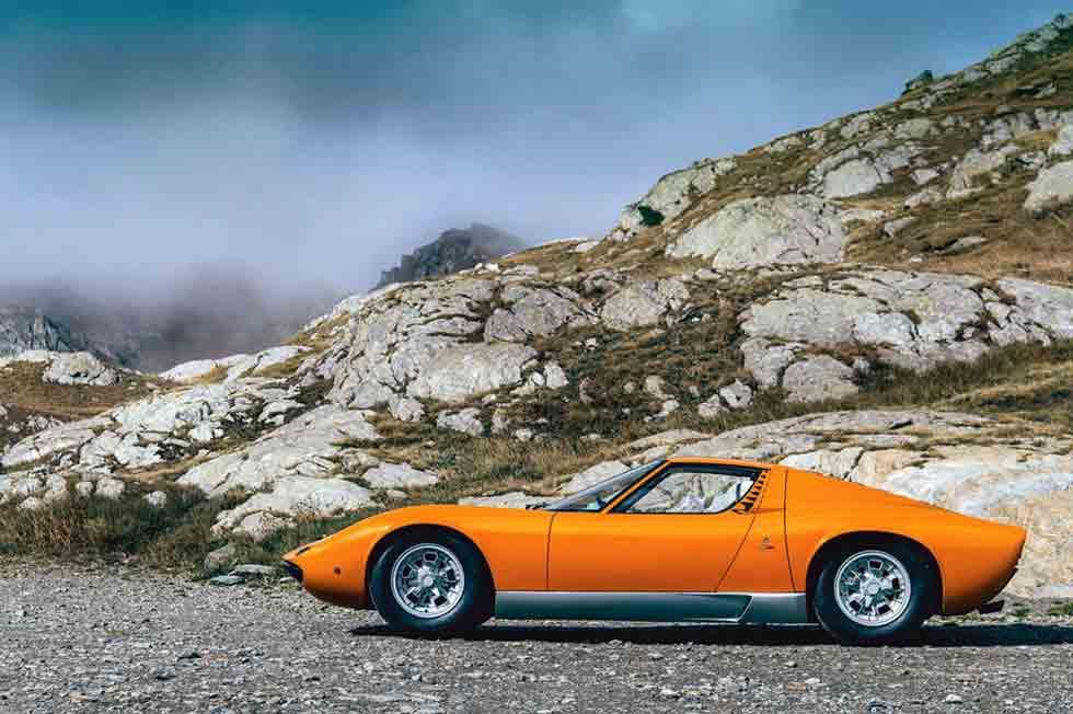 Italian Job - 1969 Lamborghini Miura