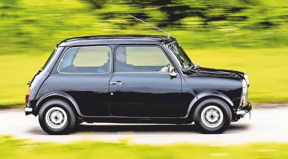 1977 Leyland Mini by Wood & Pickett