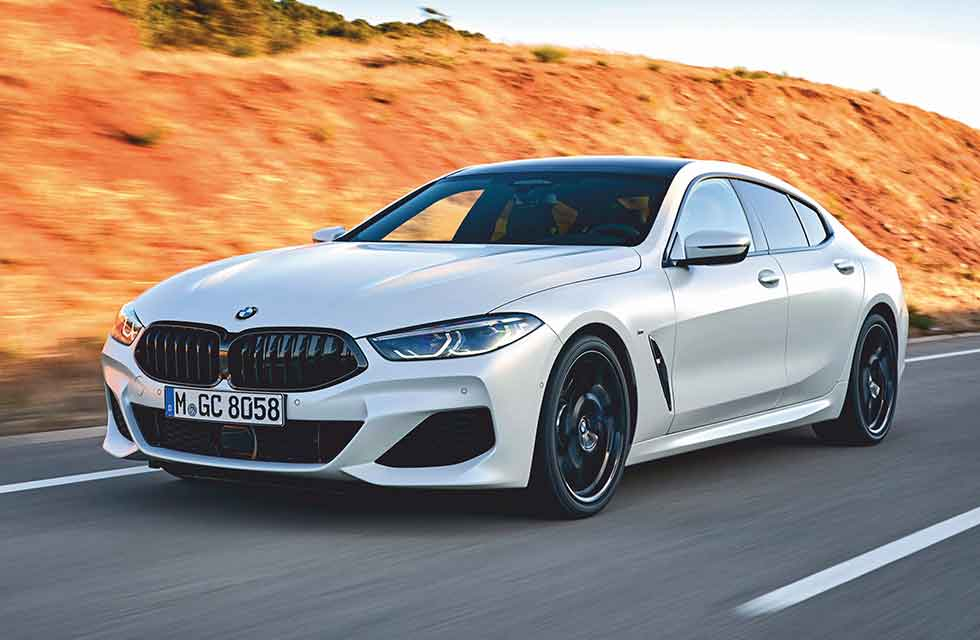 2020 BMW 840i Gran Coupe G16