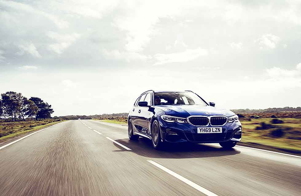 2020 BMW 330d xDrive M Sport Touring G21