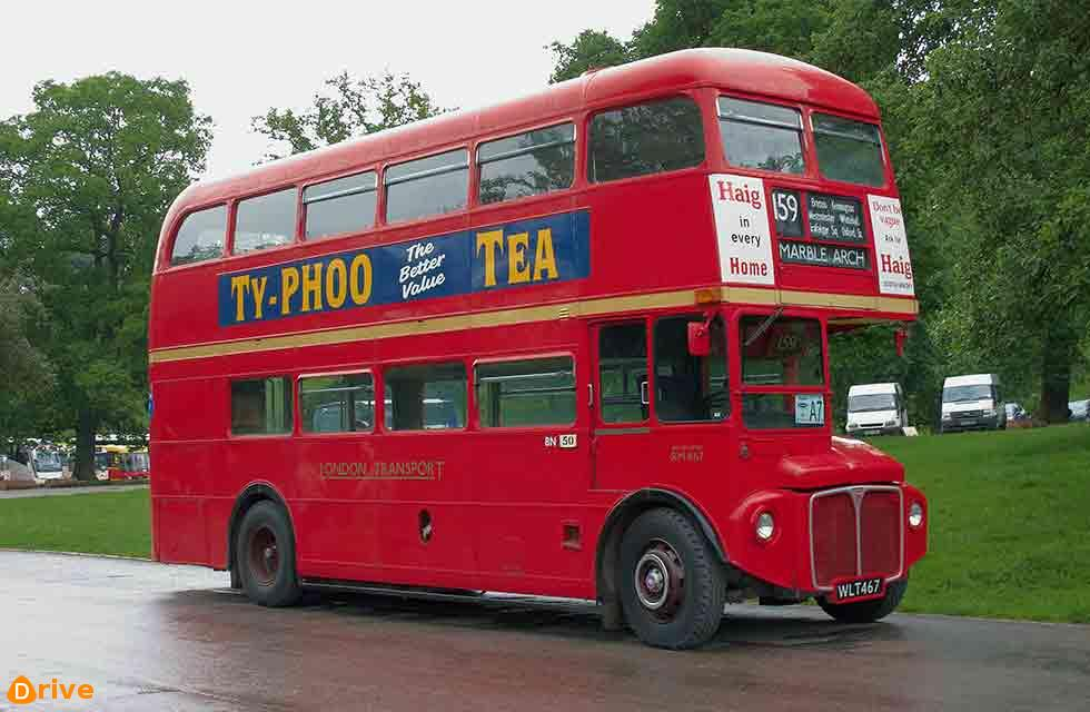In this month: February 1956 - AEC Routemaster bus enters service