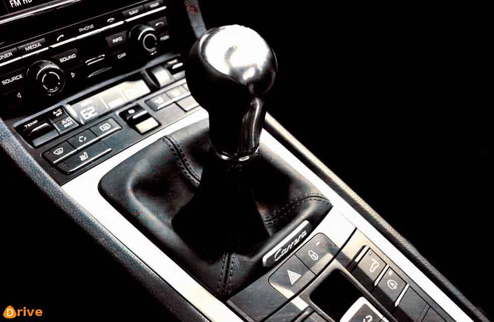 Porsche's manual machinations