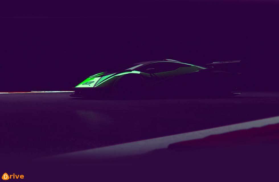 Lamborghini hypercar Squadra Corse