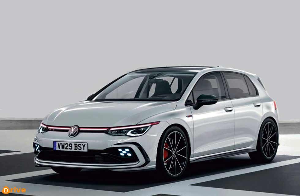 VW plots four go-fast Golfs