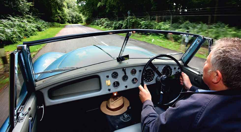 1948 Aston Martin 'DB1' Roadster