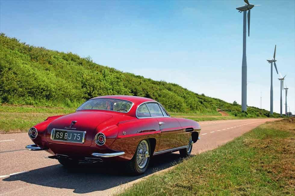 1952 Jaguar XK120 Supersonic