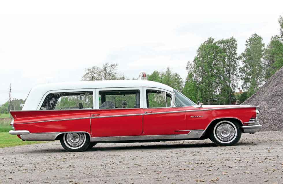 1959 Buick Ambulance