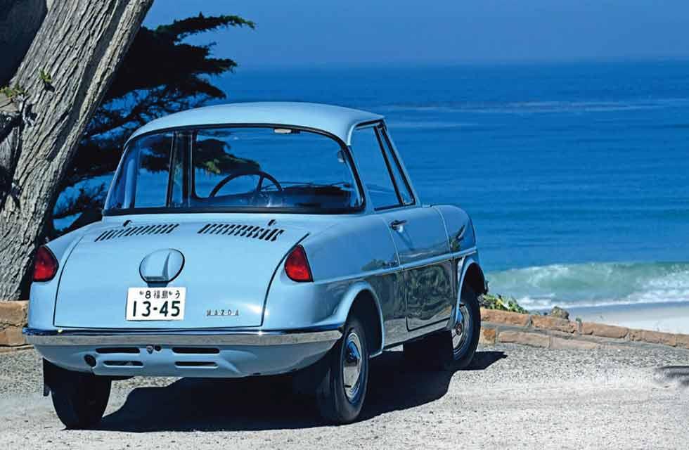 1960 Mazda R360 Coupé