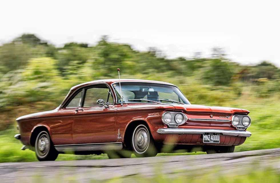1963 Chevrolet Corvair Monza Spyder