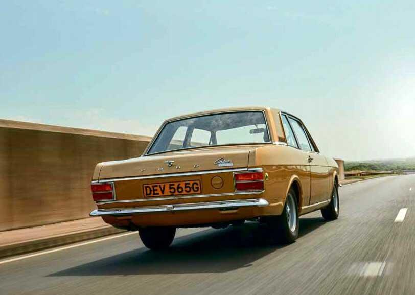 1969 Ford Cortina Lotus Mk2
