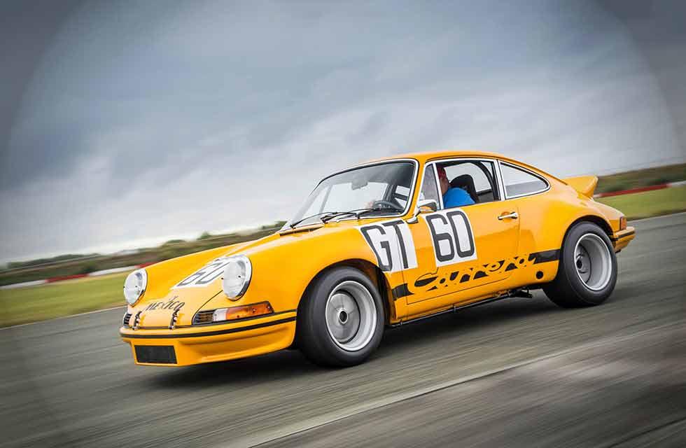1973 Porsche 911 2.8 Carrera RSR