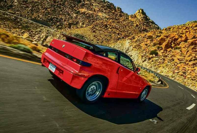 1992 Alfa-Romeo SZ
